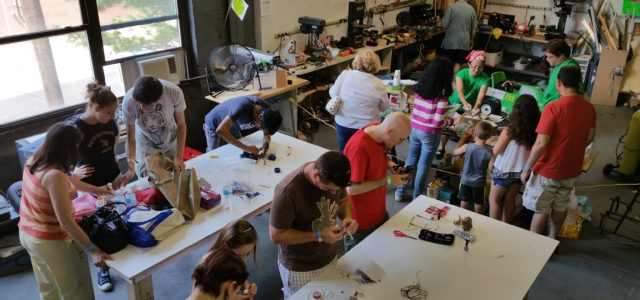Fubar Labs is excited to announce the second annual FUBACON: Rise of the Primitive Bots! The event will take place on October 23, 2016. It is intended to encourage everyone – young and old – to take […]